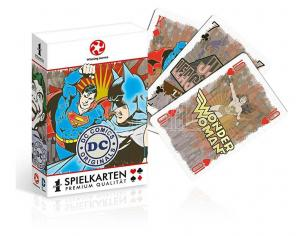 DC Originals Number 1 Playing Cards *German Packaging* Winning Moves
