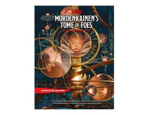 Dungeons & Dragons RPG Mordenkainen's Tome Of Foes English Wizards of the Coast