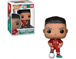 Epl Pop! Football Vinile Figura Vestitorto Firmino (liverpool) 9 Cm Funko