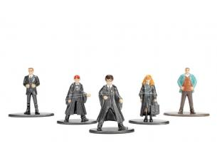 Harry Potter Nano Metalfigs Diecast Mini Figures 5-Pack Wave 1 4 Cm Jada Toys