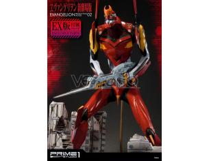 Neon Genesis Evangelion Statuas Eva Production Model-02 & Esclusiva 74 Cm Assortment (3) Prime 1 Studio
