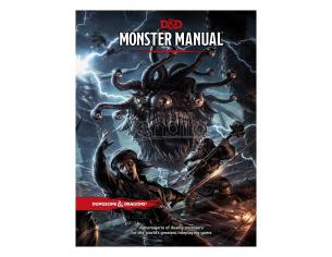 Dungeons & Dragons RPG Monster Manual English Wizards of the Coast