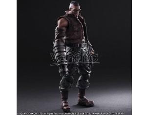 Final Fantasy Vii Remake Play Arts Kai Action Figura No. 2 Barret Wallace 30 Cm Square-enix