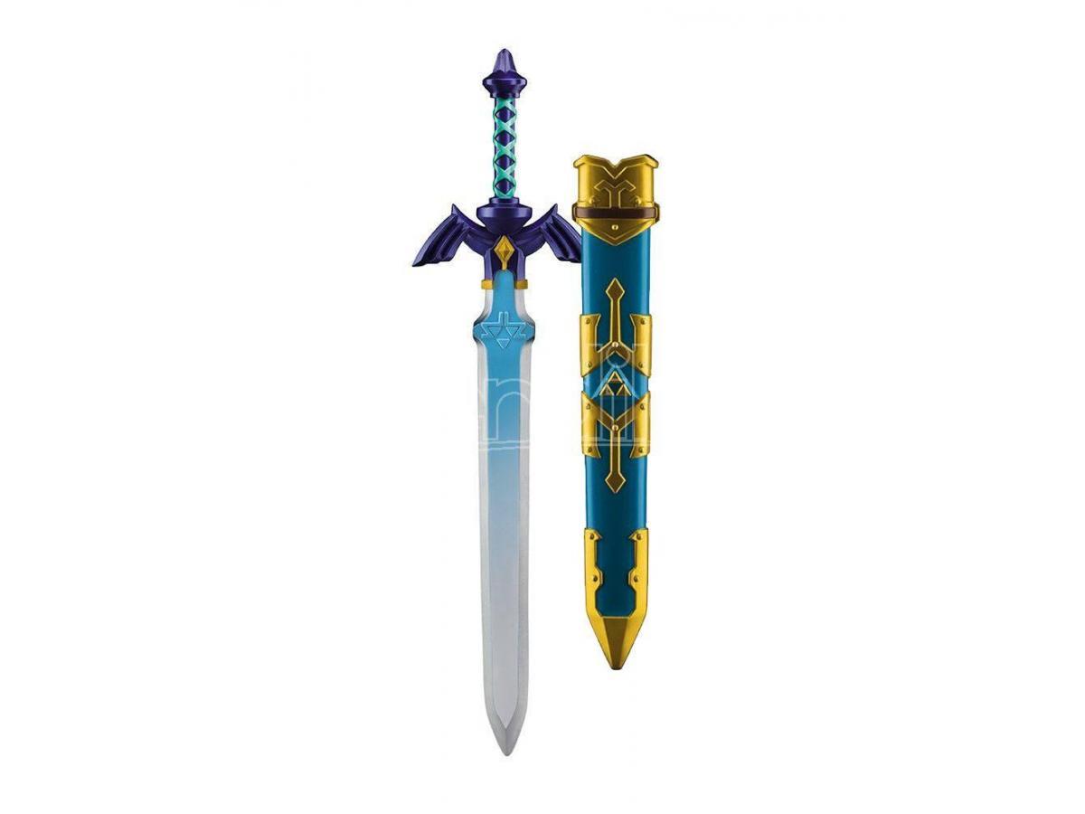 Legend Of Zelda Skyward Sword Plastica Replica Link´s Master Sword 66 Cm Disguise