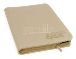 Ultimate Guard Zipfolio 320 - 16-Pocket XenoSkin Sand Ultimate Guard