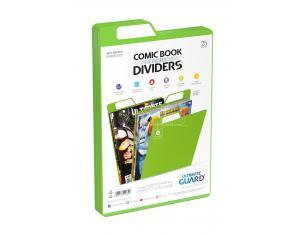 Ultimate Guard Premium Comic Book Dividers Green (25) Ultimate Guard