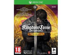 KINGDOM COME: DELIVERANCE ROYAL EDITION GIOCO DI RUOLO (RPG) - XBOX ONE