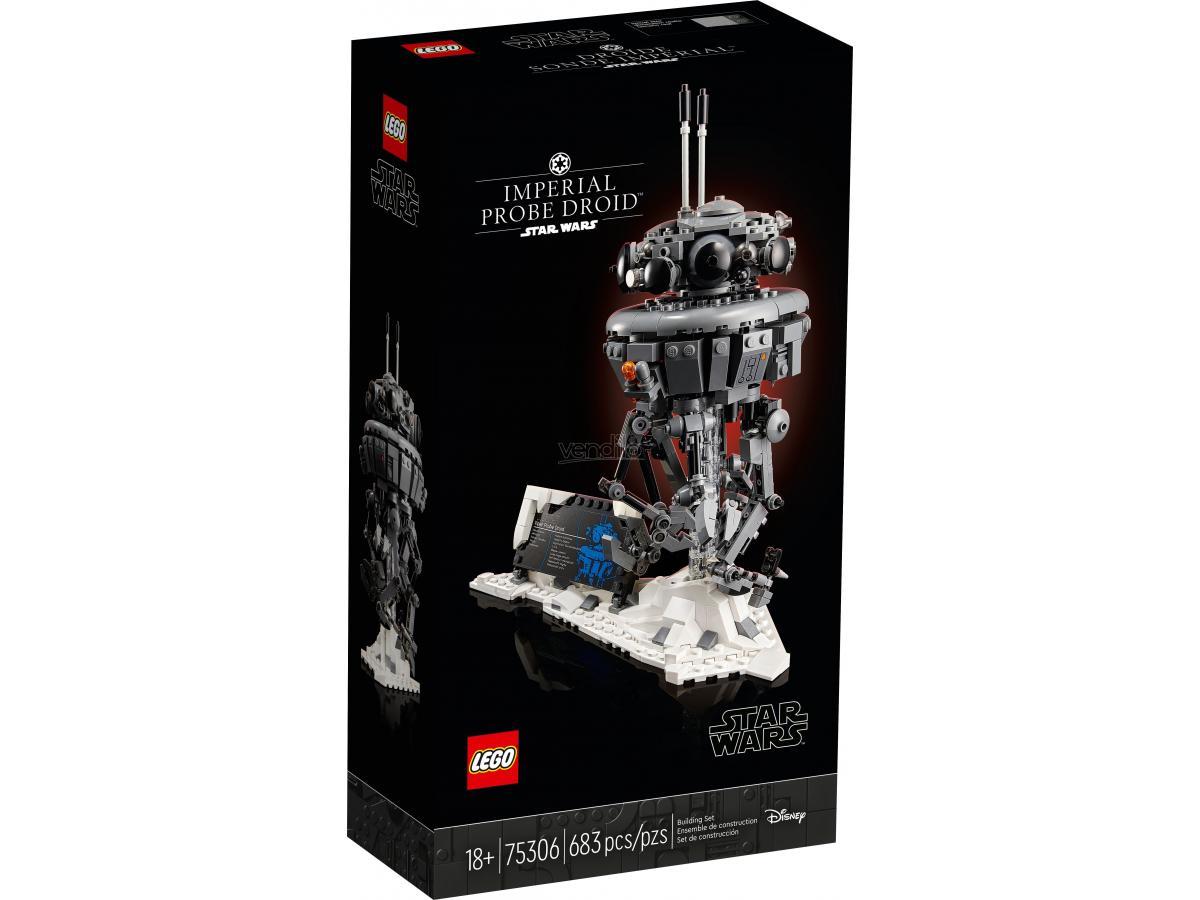 LEGO STAR WARS 75306 - DROIDE SONDA IMPERIALE