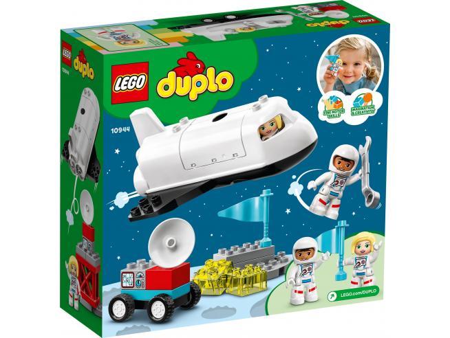 LEGO DUPLO 10944 - MISSIONE DELLO SPACE SHUTTLE
