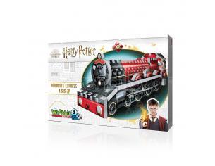 Harry Potter 3d Puzzle Espresso Per Hogwarts (155 Pieces) Wrebbit Puzzle