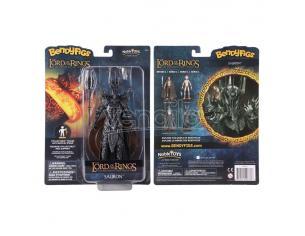 Il Signore Degli Anelli Bendyfigs Bendable Figura Sauron 19 Cm Noble Collection