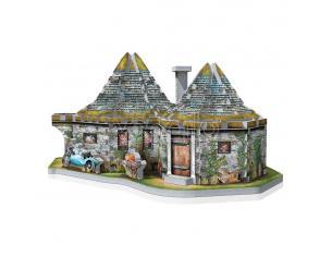 Harry Potter 3D Puzzle Hagrid's Hut Wrebbit Puzzle