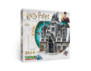 Harry Potter 3D Puzzle The Three Broomsticks (Hogsmeade) Wrebbit Puzzle