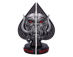 Motorhead Bookends Ace Of Spades Nemesis Now