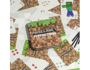 Minecraft Playing Cards Paladone Products