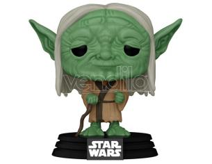 Pop Figura Star Wars Concept Series Yoda Funko