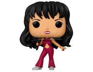 Pop Figura Selena Burgundy Outfit Funko