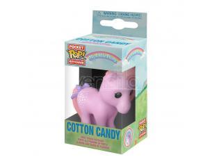 My Little Pony Pocket Pop! Vinile Portachiavis 4 Cm Cotone Candy Display (12) Funko