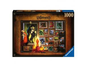 Disney I Malvagi Puzzle Re Leone Scar (1000 Pezzi) Ravensburger