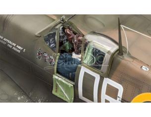 Iron Maiden Model Kit 1/32 Spitfire Mk.II 29 Cm Revell
