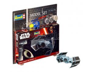 Star Wars Model Kit 1/121 Model Set Darth Vader's TIE Fighter 7 Cm Revell