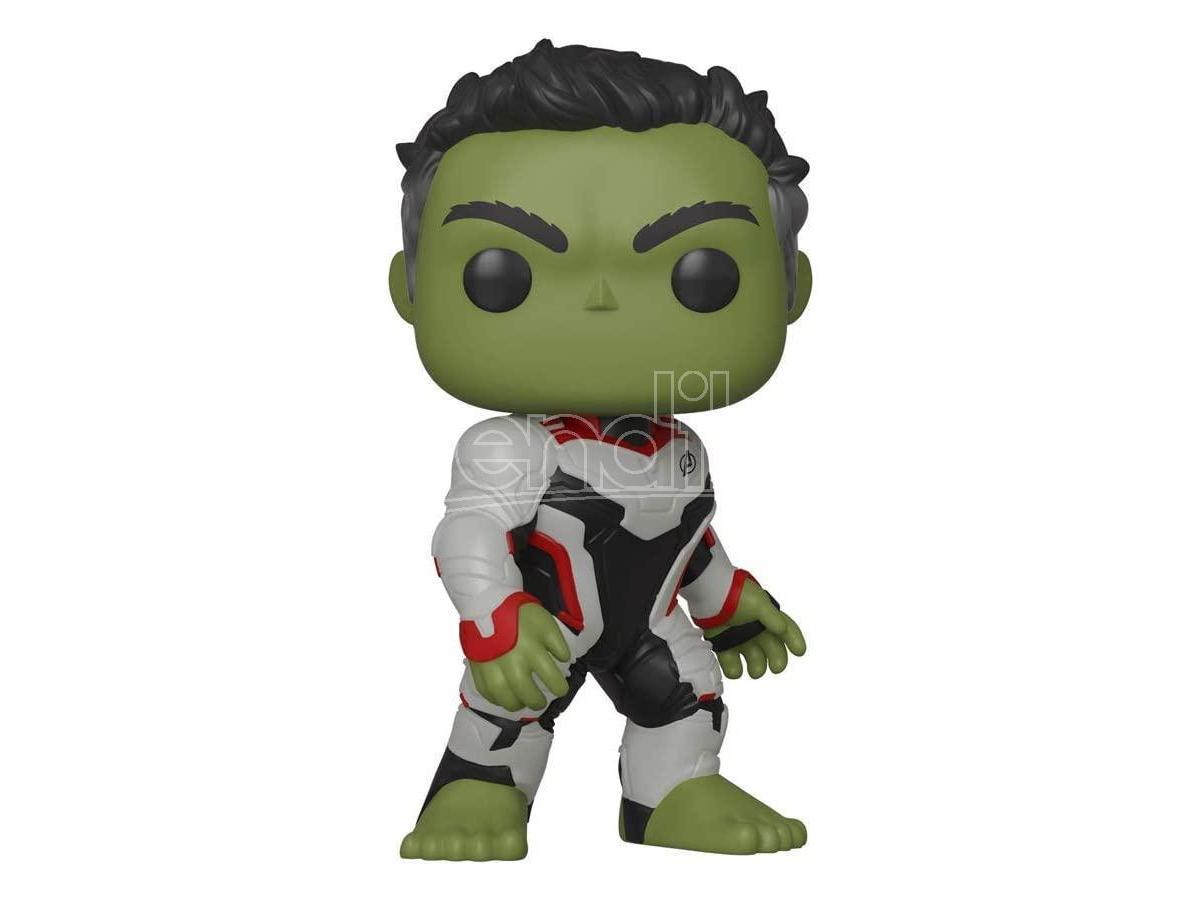 Avengers Endgame Funko POP Film Vinile Figura Hulk 9 cm