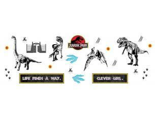 Jurassic Park Wall Decal Set FaNaTtik