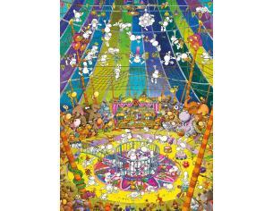 Mordillo Puzzle The Show Clementoni