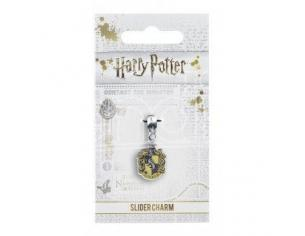 Harry Potter Ciondolo Tassorosso Crest (silver Plated) Carat Shop, The