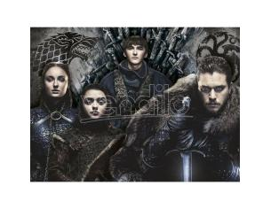 Game of Thrones puzzle 500pcs Clementoni