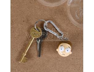 Rick E Morty Morty Resin 3d Portachiavi Portachiavi Pyramid International