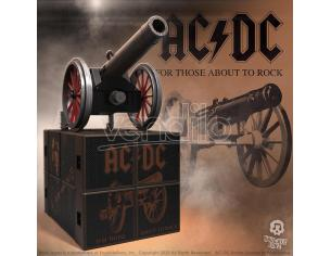 ROCK ICONZ AC/DC FOR THOSE ABOUT ON TOUR STATUA KNUCKLEBONZ