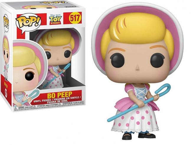 Toy Story Funko POP Disney Vinile Figura Bo Peep 9 cm