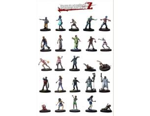 PROJECT Z ZOMBIE HORDE WARGAME WARLORD GAMES