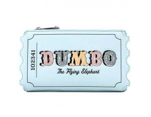 Loungefly Disney Dumbo Circus Ticket Portafoglio Loungefly