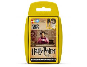 Harry Potter E The Order Of The Phoenix Top Trumps *german Version* Winning Moves