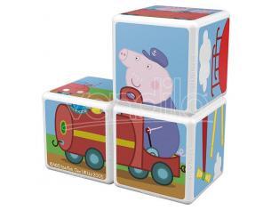 Peppa Pig Da Viaggio Con Peppa Magicube Astley Baker Davies