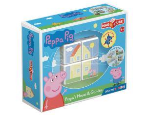 Peppa Pig Peppas House E Garden Magicube Astley Baker Davies