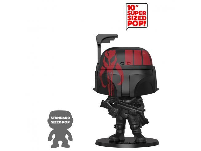 Star Wars Edizione Speciale Funko Pop Film Vinile Figura Boba Fett 25 cm