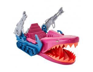 Masters of the Universe Figura Veicolo Land Shark 14 cm Mattel