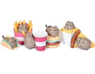 Pusheen Mini Figures 5 Cm Display Fast Food (24) Thumbs Up