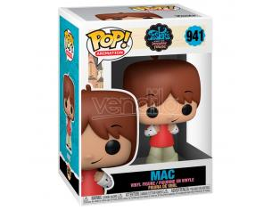 Pop Figura Fosters Home Mac Funko