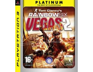 RAINBOW SIX VEGAS 2 PLT SPARATUTTO - OLD GEN