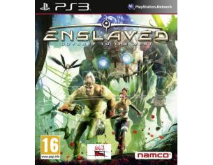 ENSLAVED - ODYSSEY TO THE WEST AVVENTURA OLD GEN