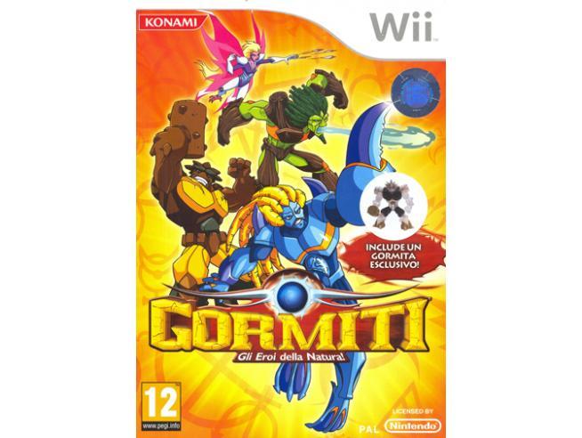 GORMITI + GORMITA AVVENTURA - OLD GEN
