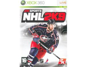 NHL 2K9 SPORTIVO - OLD GEN