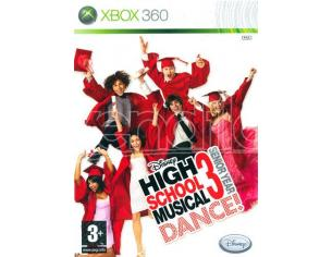 HIGH SCHOOL MUSICAL 3 SENIOR YEAR DANCE SOCIAL GAMES - OLD GEN