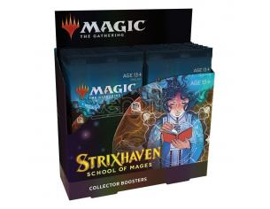 Magic The Gathering Strixhaven: School Of Mages Da Collezionebooster Display (12) English Wizards Of The Coast