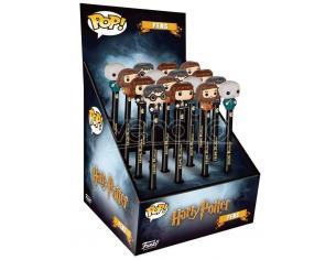 Harry Potter Pop! Homewares Pens Con Toppers Display (16) Funko