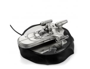 Star Wars Pewter Collectible Floating Model Landspeeder 19 Cm Royal Selangor